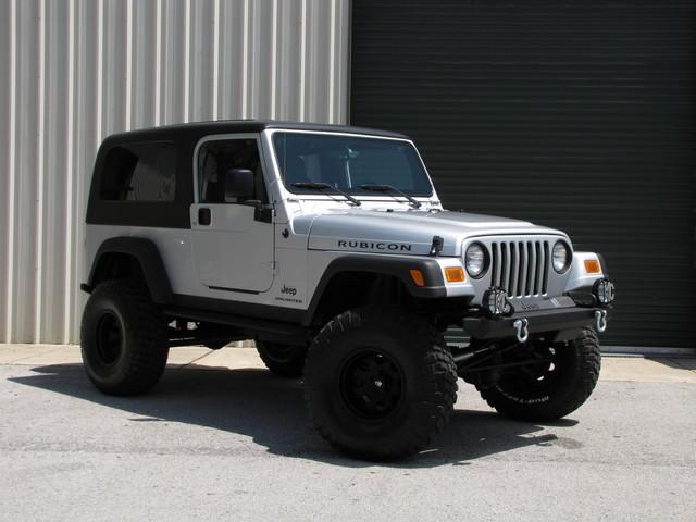 2006 Jeep Wrangler Unlimited Rubicon LWB Jacksonville , FL 47