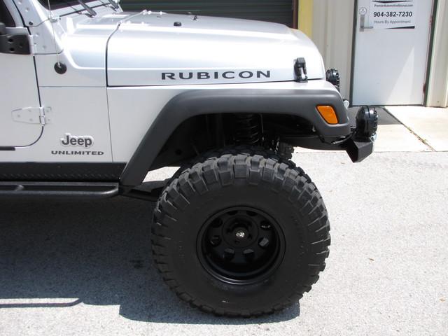 2006 Jeep Wrangler Unlimited Rubicon LWB Jacksonville , FL 13