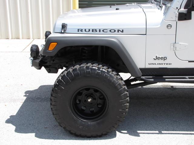 2006 Jeep Wrangler Unlimited Rubicon LWB Jacksonville , FL 9