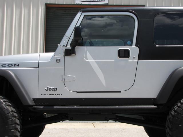 2006 Jeep Wrangler Unlimited Rubicon LWB Jacksonville , FL 10