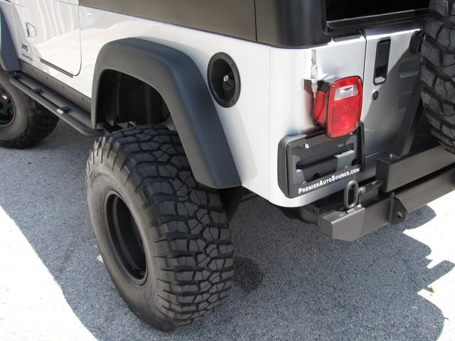 2006 Jeep Wrangler Unlimited Rubicon LWB Jacksonville , FL 23
