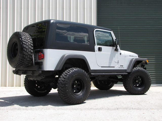 2006 Jeep Wrangler Unlimited Rubicon LWB Jacksonville , FL 49