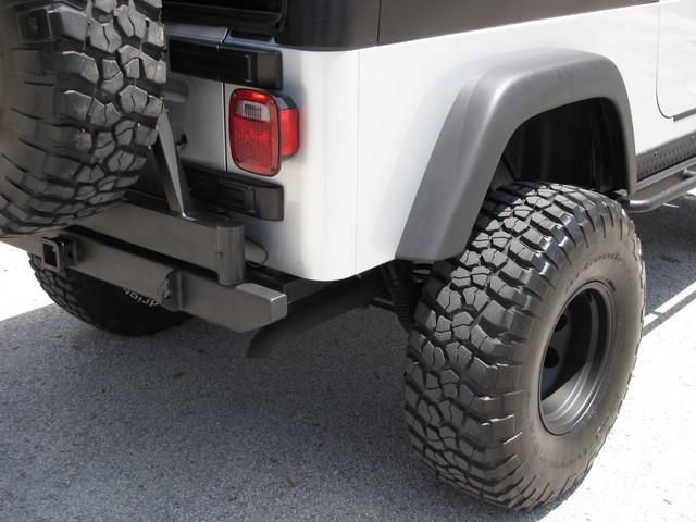 2006 Jeep Wrangler Unlimited Rubicon LWB Jacksonville , FL 24