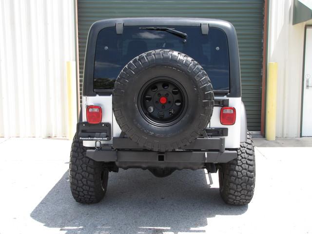 2006 Jeep Wrangler Unlimited Rubicon LWB Jacksonville , FL 22
