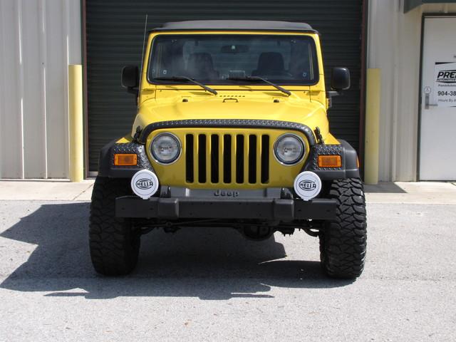 2006 Jeep Wrangler X Jacksonville , FL 12
