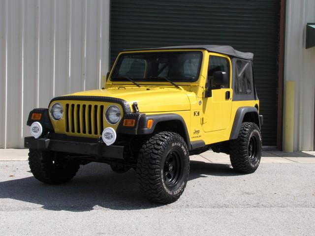 2006 Jeep Wrangler X Jacksonville , FL 31