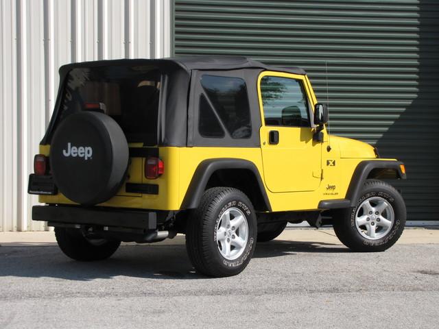2006 Jeep Wrangler X Jacksonville , FL 44