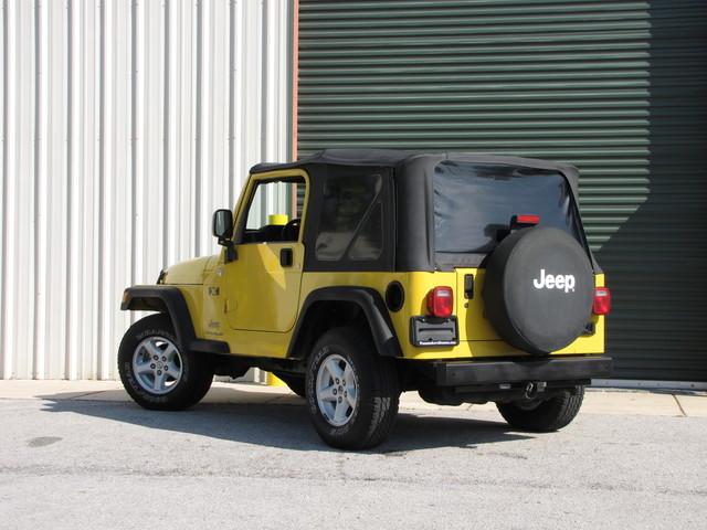 2006 Jeep Wrangler X Jacksonville , FL 43