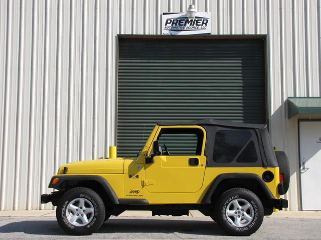 2006 Jeep Wrangler X Jacksonville , FL 5