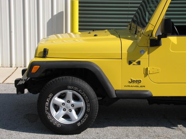 2006 Jeep Wrangler X Jacksonville , FL 6