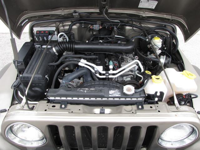 2006 Jeep Wrangler Sport Jacksonville , FL 23