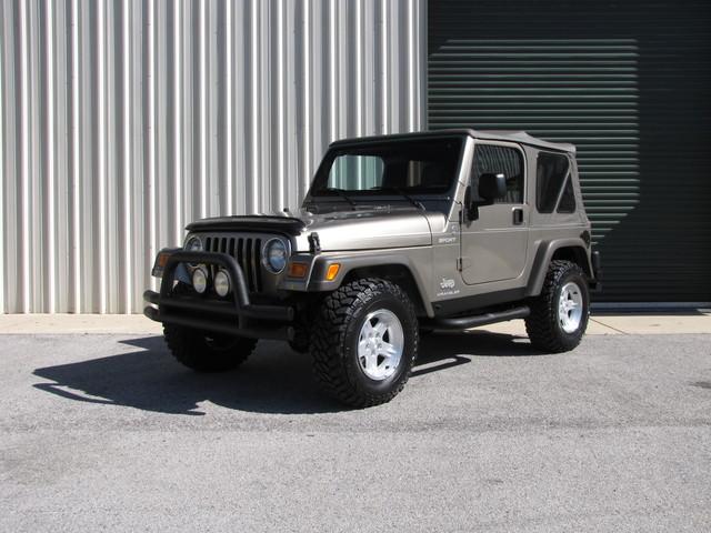 2006 Jeep Wrangler Sport Jacksonville , FL 38