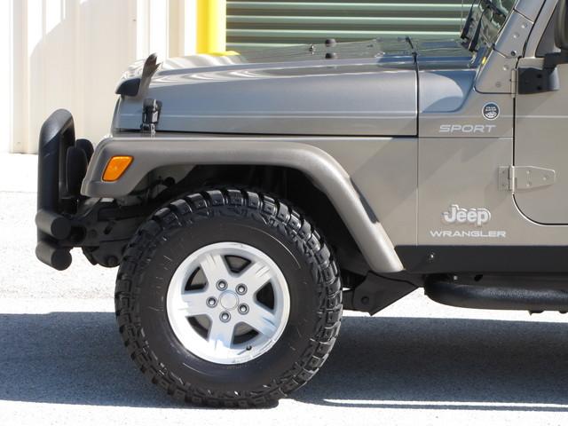 2006 Jeep Wrangler Sport Jacksonville , FL 6