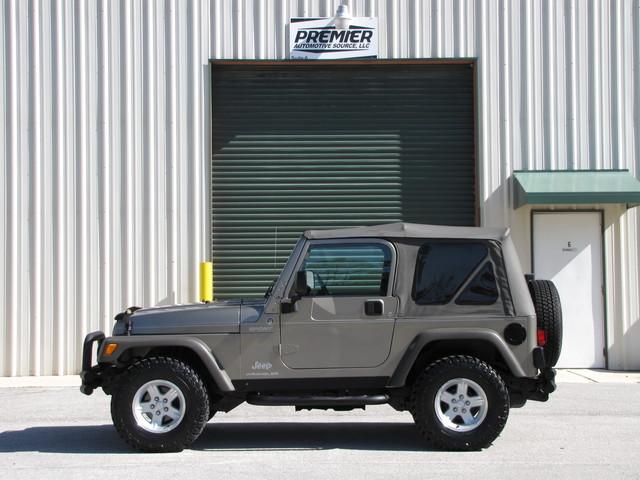 2006 Jeep Wrangler Sport Jacksonville , FL 5