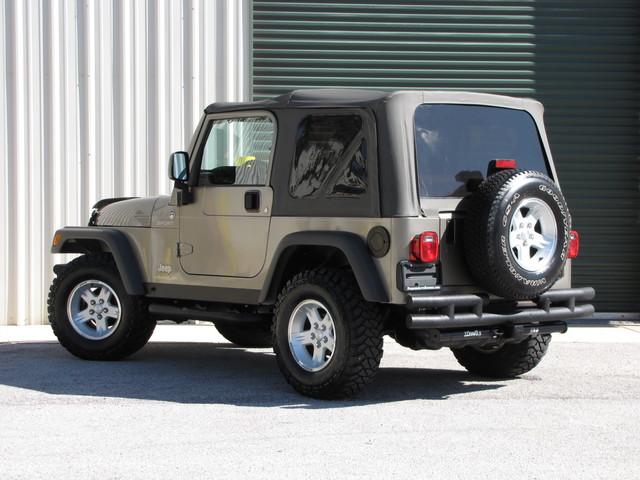 2006 Jeep Wrangler Sport Jacksonville , FL 2