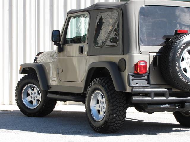2006 Jeep Wrangler Sport Jacksonville , FL 20