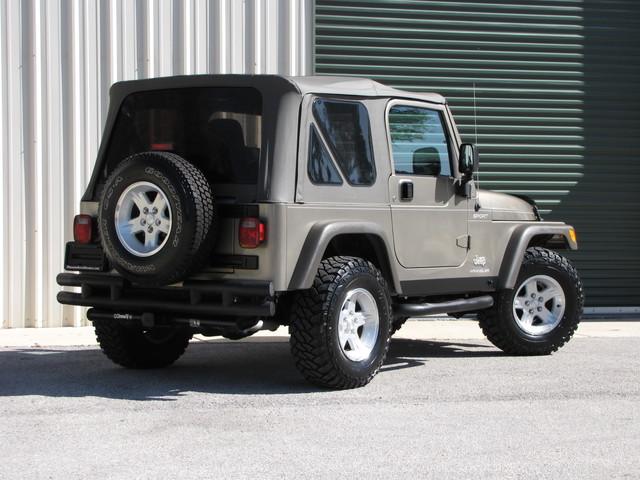 2006 Jeep Wrangler Sport Jacksonville , FL 3