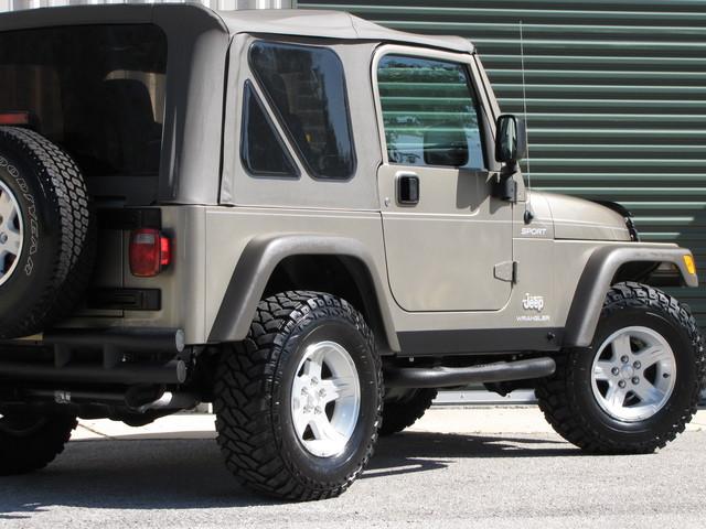 2006 Jeep Wrangler Sport Jacksonville , FL 21