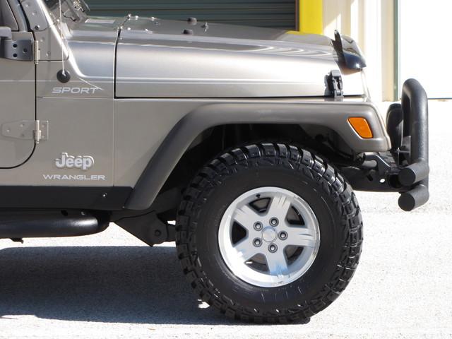 2006 Jeep Wrangler Sport Jacksonville , FL 9