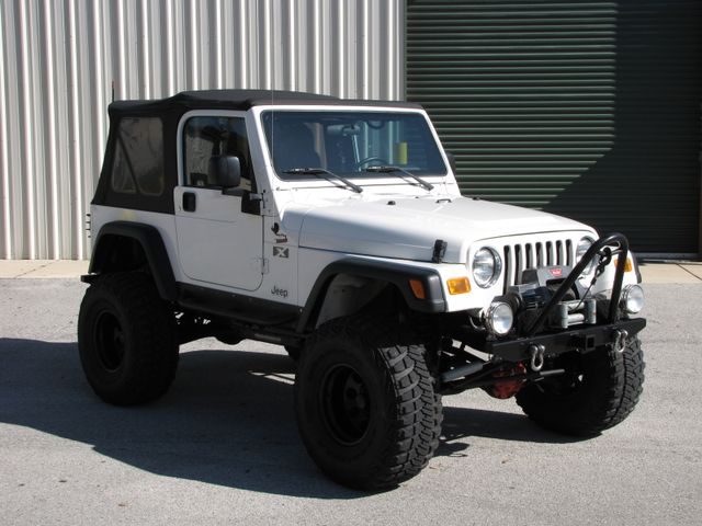 2006 Jeep Wrangler X Jacksonville , FL 42