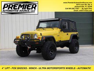 2006 Jeep Wrangler X Jacksonville , FL