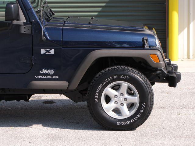2006 Jeep Wrangler X Jacksonville , FL 11