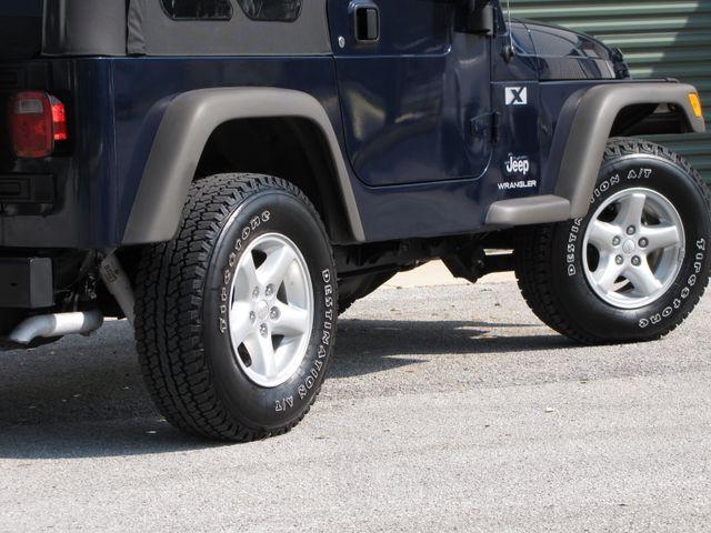 2006 Jeep Wrangler X Jacksonville , FL 22