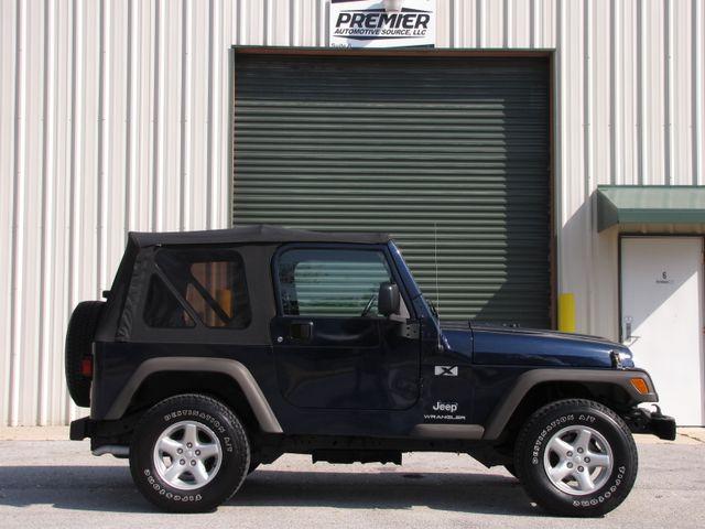 2006 Jeep Wrangler X Jacksonville , FL 10