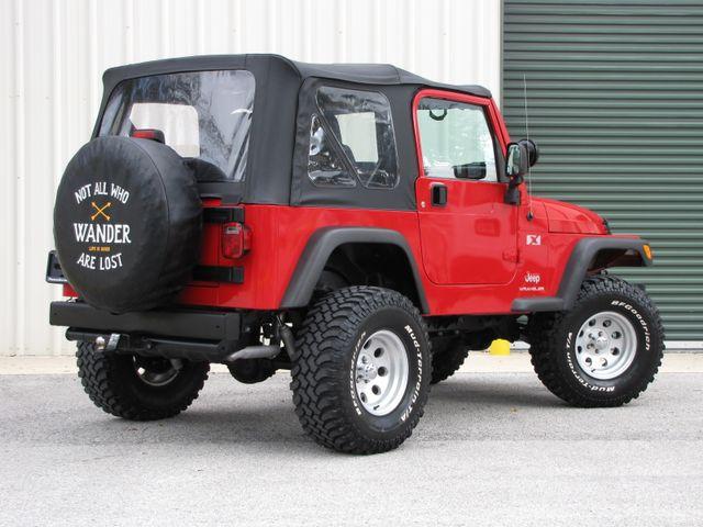 2006 Jeep Wrangler X Jacksonville , FL 3