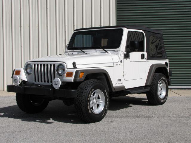 2006 Jeep Wrangler Sport Jacksonville , FL 40