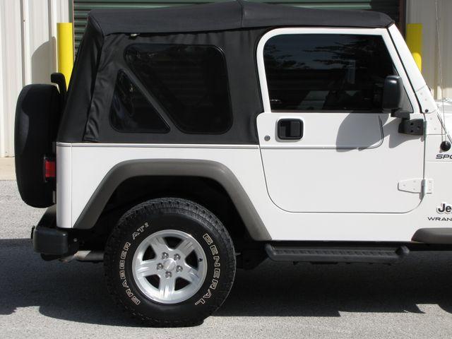 2006 Jeep Wrangler Sport Jacksonville , FL 11