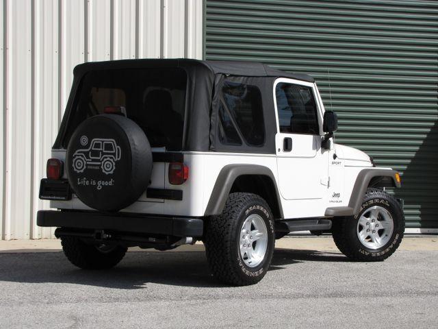 2006 Jeep Wrangler Sport Jacksonville , FL 43
