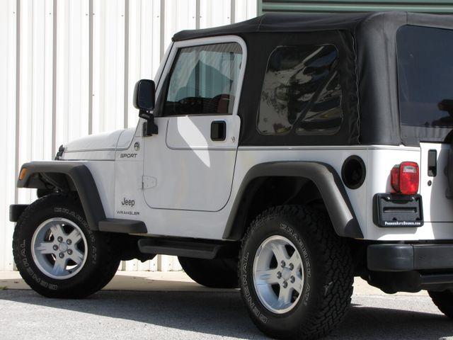 2006 Jeep Wrangler Sport Jacksonville , FL 22