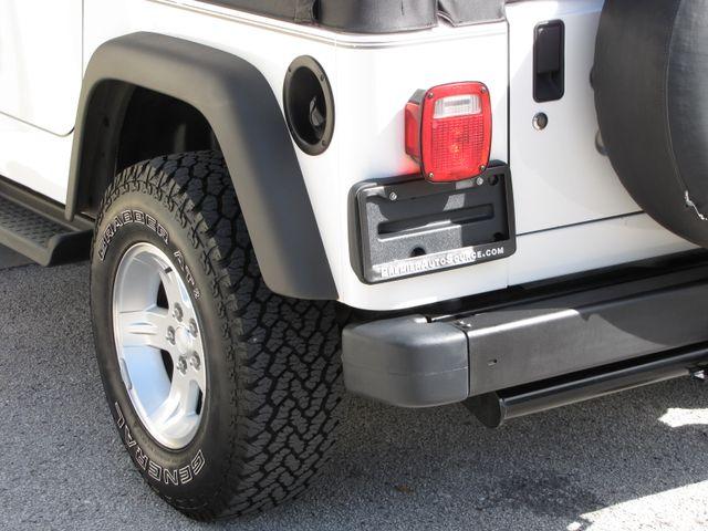 2006 Jeep Wrangler Sport Jacksonville , FL 24