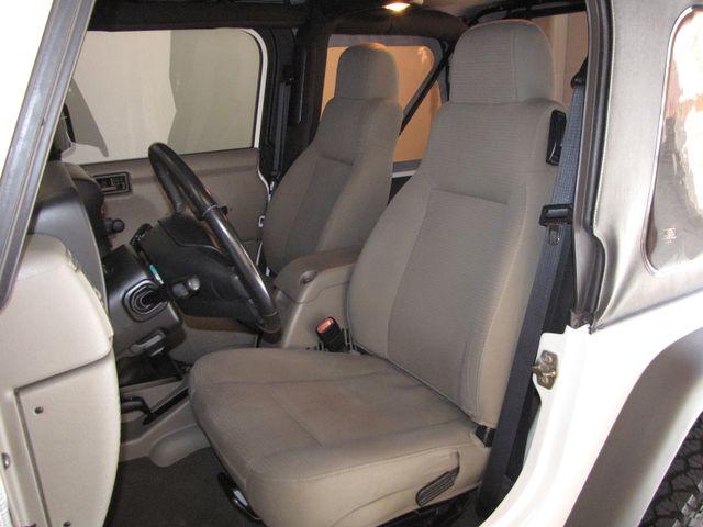 2006 Jeep Wrangler Sport Jacksonville , FL 35