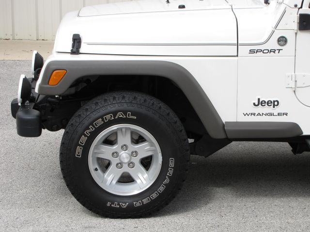 2006 Jeep Wrangler Sport Jacksonville , FL 7