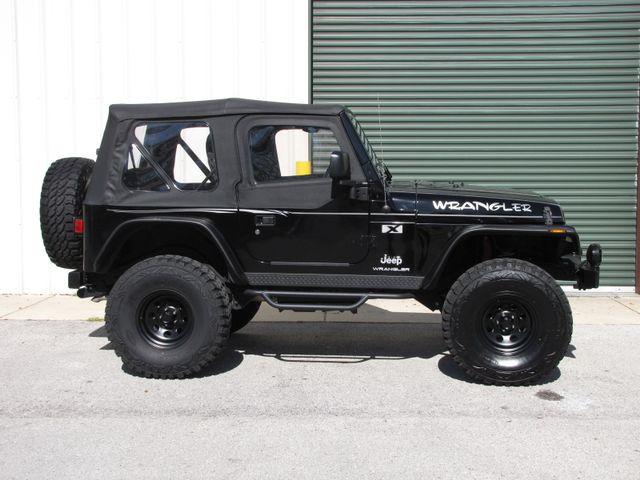 2006 Jeep Wrangler X Jacksonville , FL 9