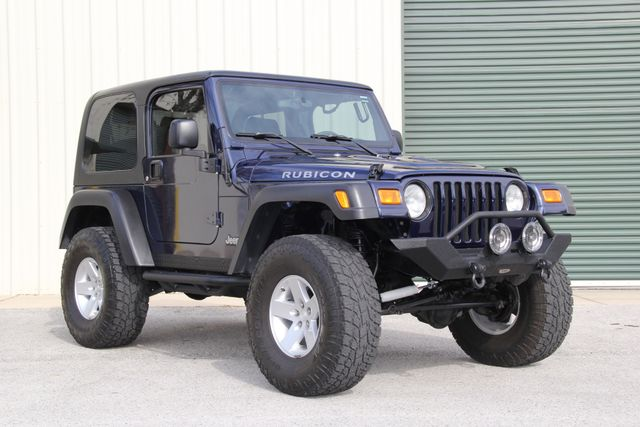 2006 Jeep Wrangler Rubicon Jacksonville , FL 45