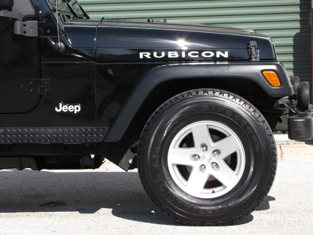 2006 Jeep Wrangler Rubicon Jacksonville , FL 10
