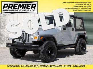 2006 Jeep Wrangler SE Jacksonville , FL