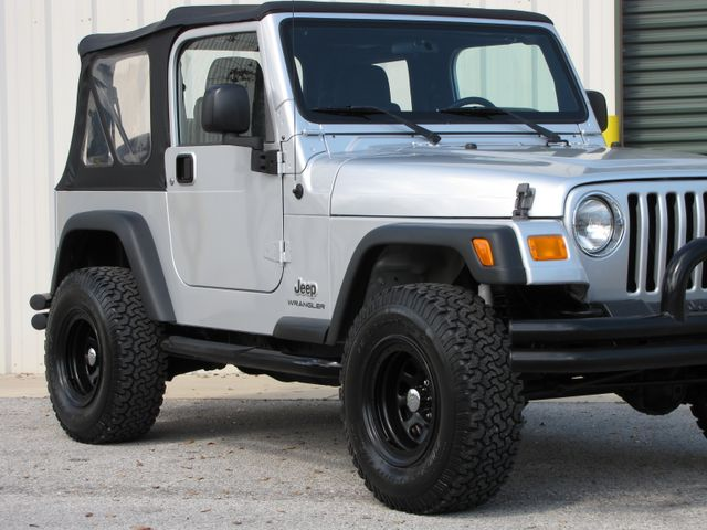 2006 Jeep Wrangler SE Jacksonville , FL 15