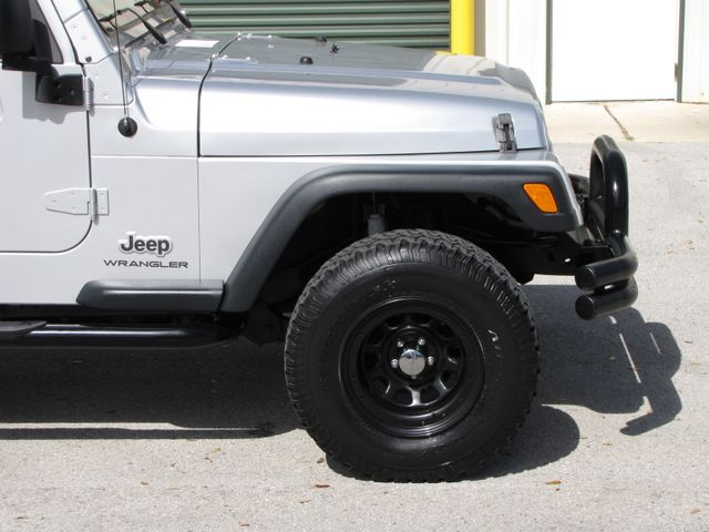2006 Jeep Wrangler SE Jacksonville , FL 11