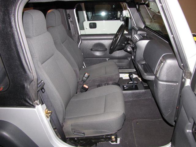 2006 Jeep Wrangler SE Jacksonville , FL 41