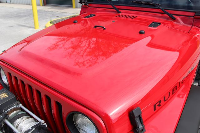 2006 Jeep Wrangler Rubicon Jacksonville , FL 25