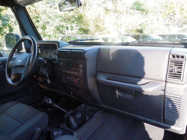 2006 Jeep Wrangler X Leesburg, Virginia 16