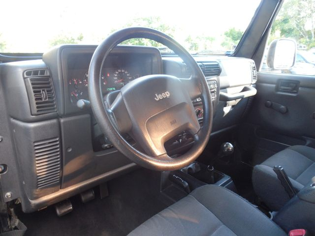 2006 Jeep Wrangler X Leesburg, Virginia 17