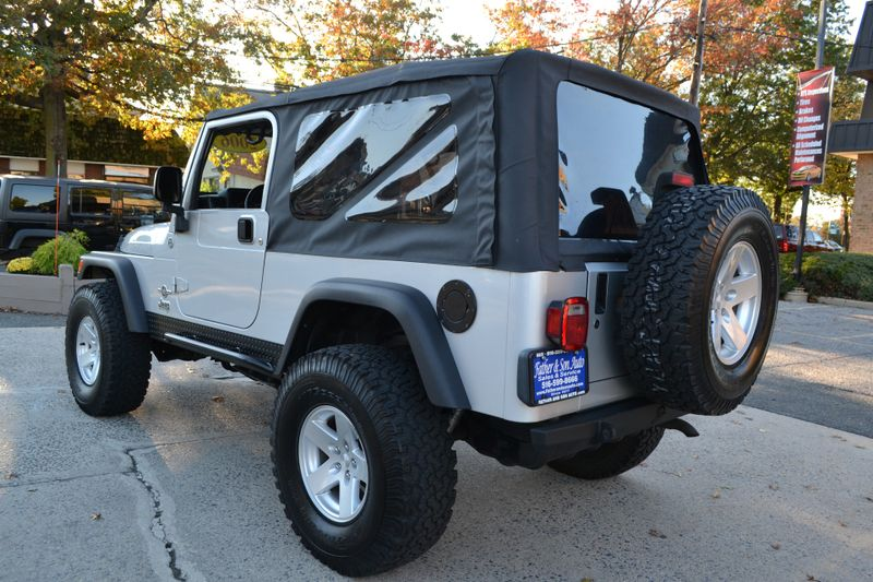 2006 Jeep Wrangler Unlimited LWB  city New  Father  Son Auto Corp   in Lynbrook, New