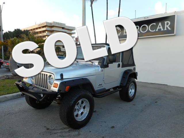 2006 Jeep Wrangler SE THIS Beautiful 2006 JEEP WRANGLER SETJ SE is the JEEP youve been dreming of