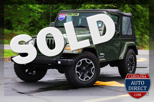 2006 Jeep Wrangler X Mooresville , NC 0