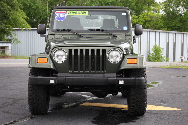 2006 Jeep Wrangler X Mooresville , NC 1